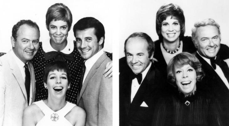 the carol burnett show cast 1967, 1977 the carol burnett show cast members, harvey korman, carol burnett, lyle waggoner, vicki lawrence, tim conway, tv trivia, the carol burnett show trivia, favorite baby boomer tv shows