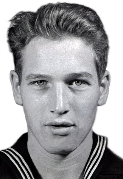 paul newman 1940s, paul newman 1944, united states navy