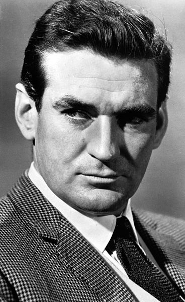 rod taylor 1963, australian american actor, 1960s movies, the vip, younger