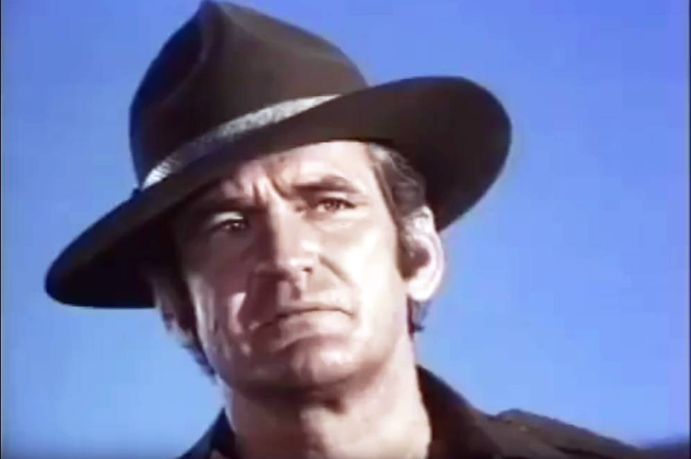 Rod Taylor 1971 Bearcats ep Powderkeg pilot movie screenshot