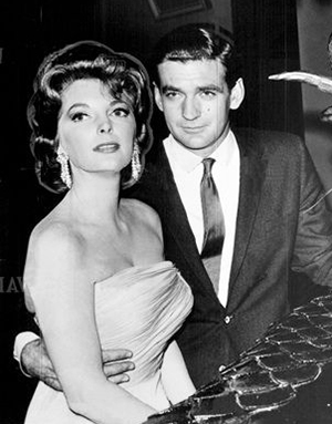 rod taylor 1960, australian actor, 1960s television series, hong kong star, julie london, american actress, rod taylor younger