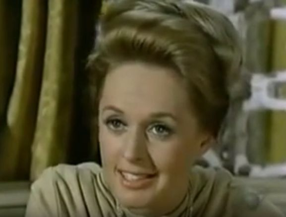 tippi hedren 1965, american actress, 1960s television series, guest star, kraft suspense theatre, the trains of silence