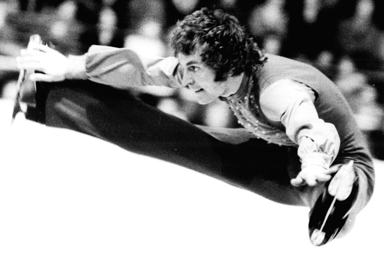 toller cranston 1974, canadian figure skating champion, mens figure skating world free skate champ, canadian artist