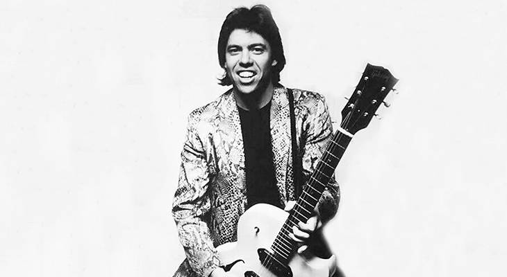 george thorogood 1980s, american rock singer, songwriter, bad to the bone, the delaware destroyers singer, rock guitarist