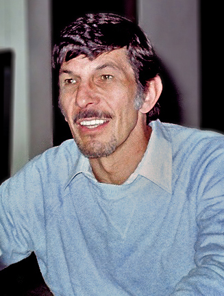 leonard nimoy 1980, american actor, 50 plus years, older