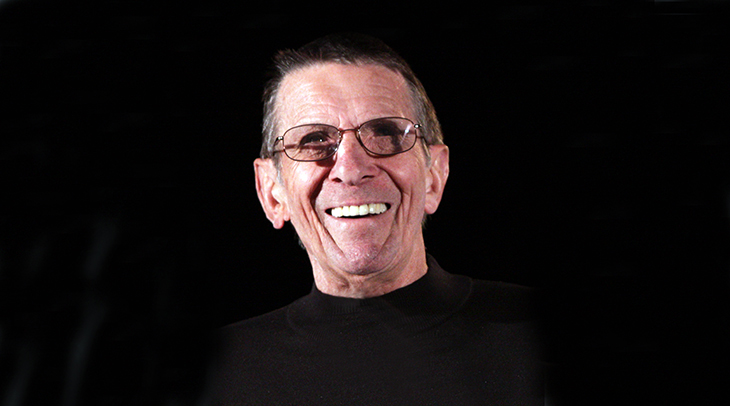 leonard nimoy older, american character actor, star trek films, classic tv shows, spock, vulcan