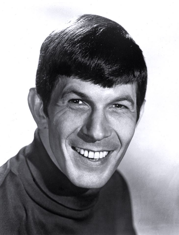 leonard nimoy younger, american character actor, classic tv shows, 1960s television series, star trek, spock, vulcan