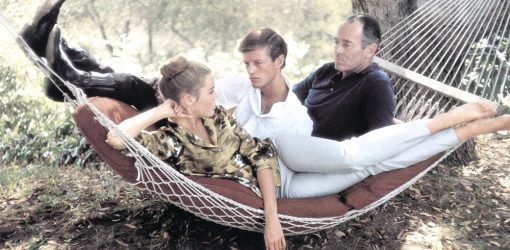 peter fonda, jane fonda, henry fonda, fonda family, early 1960s, father, daughter, son