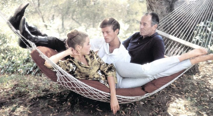 peter fonda, jane fonda, henry fonda, fonda family, early 1960s, father, daughter, son