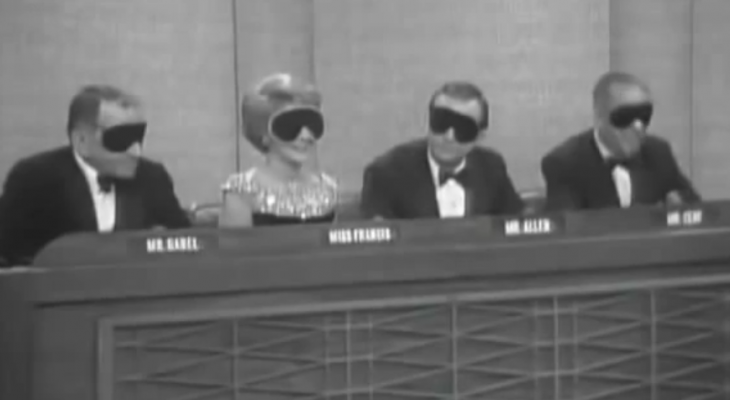 whats my line 1967, whats my line panelists, 1960s tv quiz shows