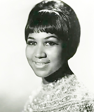 aretha franklin 1960s, african american singer, songwriter, r and b singer, grammy awards, rock and roll hall of fame, aretha franklin younger