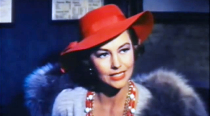 cyd charisse 1958, american actress, dancer, singer, 1950s movie musicals, party girl