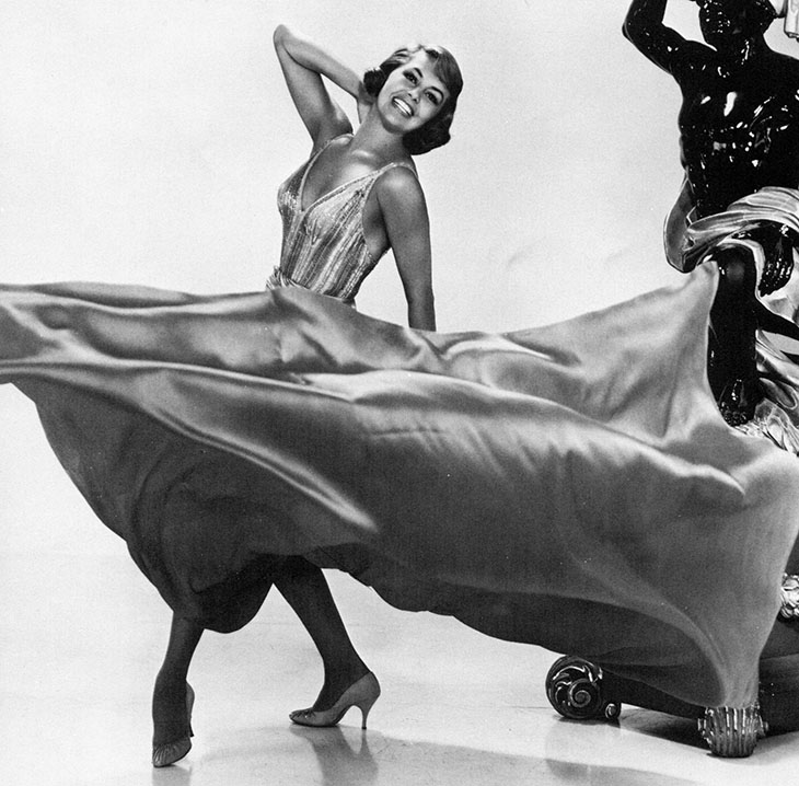 cyd charisse dancer, younger cyd charisse