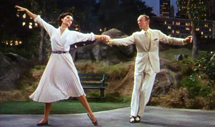 cyd charisse 1953, fred astaire, 1950s movie musicals, the band wagon