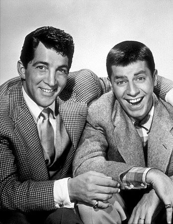 jerry lewis 1956, dean martin, lewis and martin, comedy duo, 1950s comedians