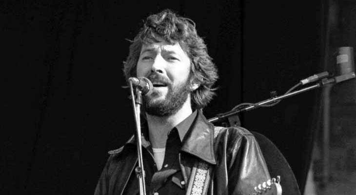 eric clapton 1978, british musician, english rock guitarist, 1970s hit rock songs, cocaine, i shot the sheriff, tears in heaven, songwriter, rock singer