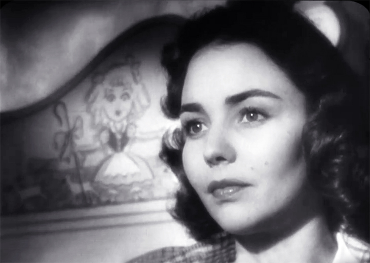 jennifer jones 1944, american actress, 1940s movie star, 1940s films, since you went away, classic movies,