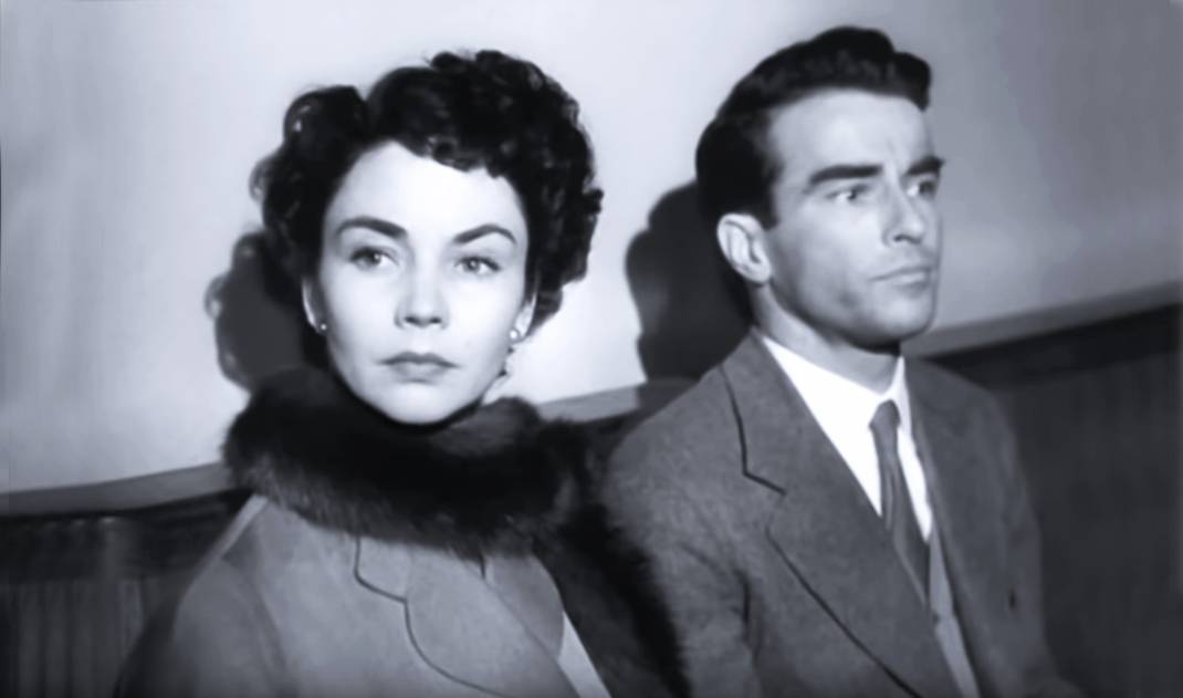 jennifer jones 1953, american actress, 1950s films, classic movies, indiscretion of an american wife, terminal station, montgomery clift, actors, movies filmed in italy, classic movie stars