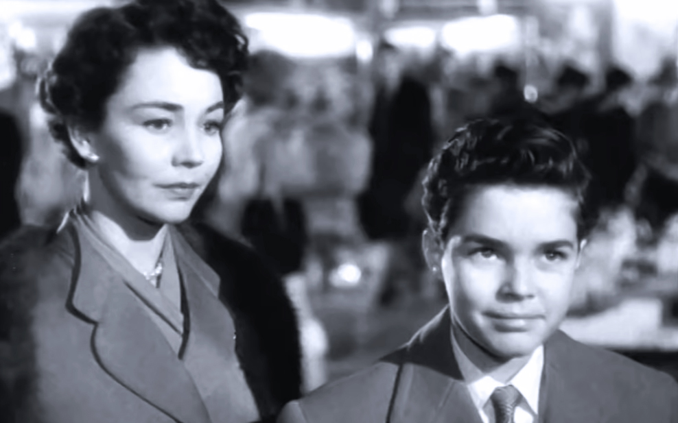 jennifer jones 1953, american actress, 1950s films, classic movies, indiscretion of an american wife, terminal station, movies filmed in italy, classic movie stars