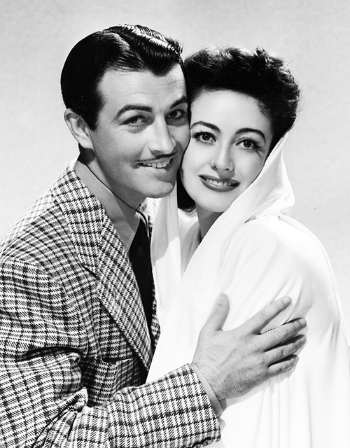 joan crawford 1941, robert taylor costars, american actress, 1940s movies stars, 1940s films, when ladies meet movie