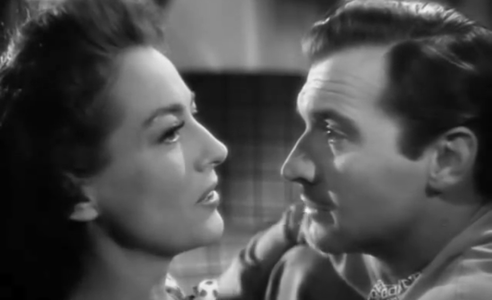 joan crawford 1945, american actress, 1940s movie star, zachary scott, 1940s movies, academy award winning movies, academy awards best actress, mildred pierce