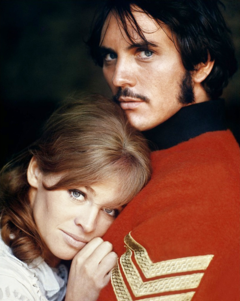 julie christie 1967, english actress, british actors, terence stamp, 1960s movies, far from the madding crowd