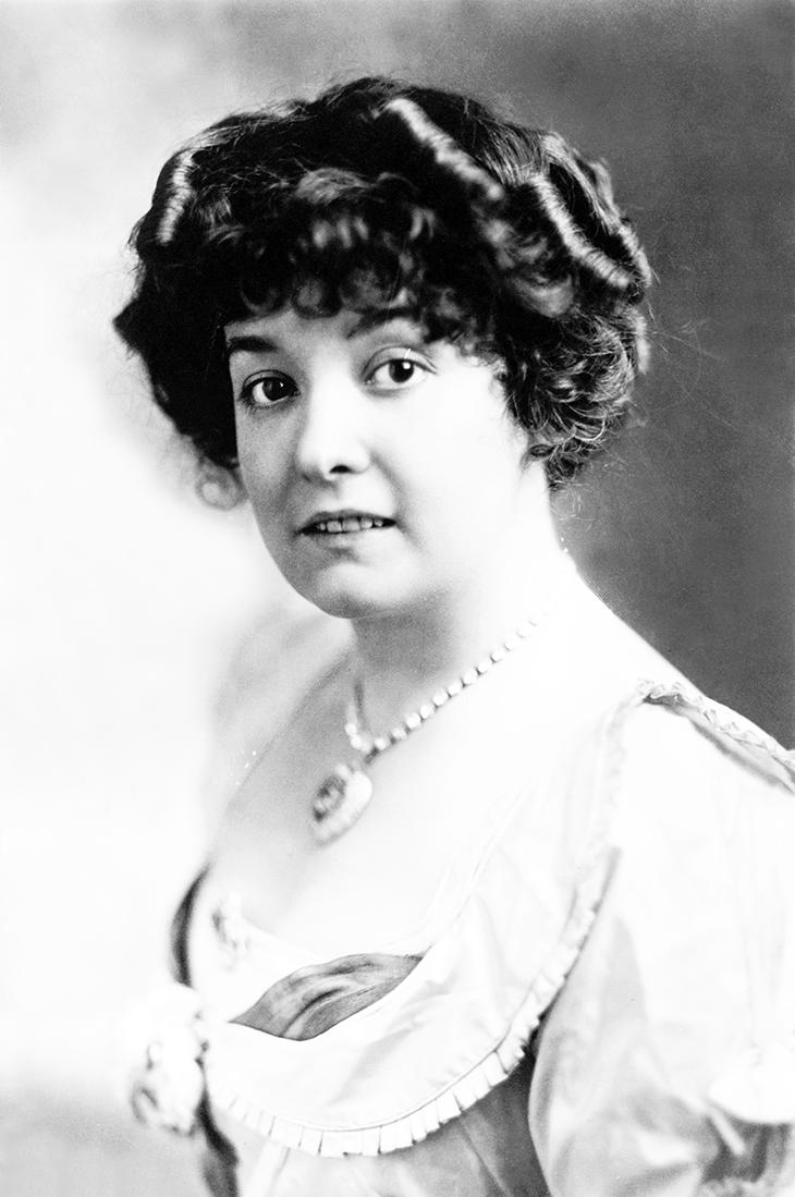 millicent veronica willson hearst, millicent hearst, 1914, wife william randolph hearst, married, new york, showgirl