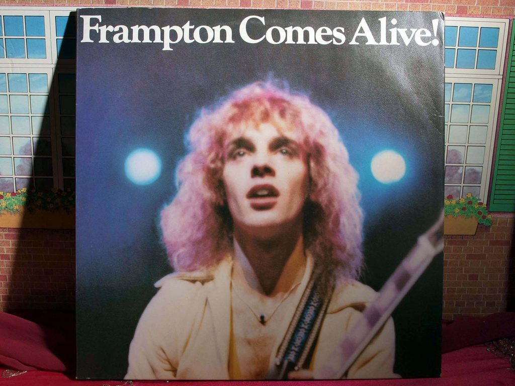 peter frampton, frampton comes alive album, baby i love your way, english american singer, songwriter, rock guitar player, musician, record producer, 1980s, 1970s, 1990s