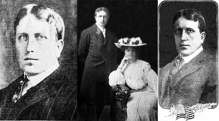 william randolph hearst, american publisher, newspapers, politics, politician, congressman, new york, 1902, 1903, millicent willson hearst