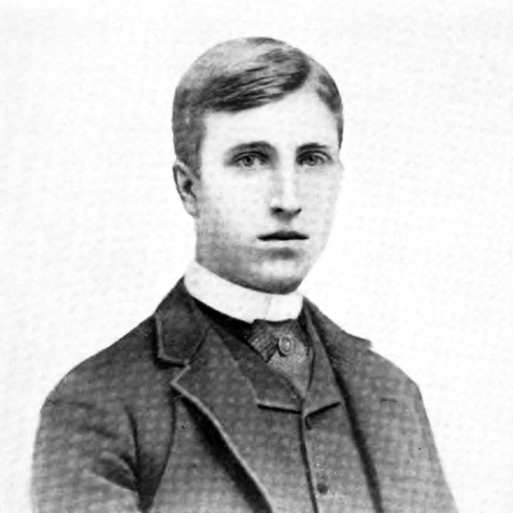 william randolph hearst sr, american publisher, college student, freshman, harvard university, 1883, 1884,
