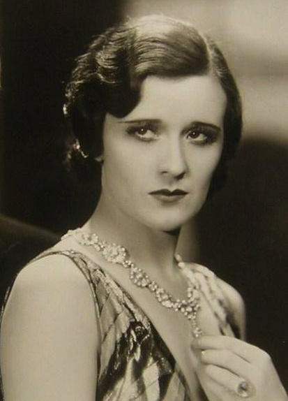 margaret livingston 1931, american actress, 1930s movies, the lady refuses, 1920s movies, girlfriend of thomas ince