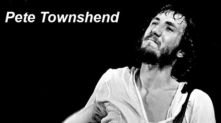 f50c919ee752 Celebrating Seniors – Pete Townshend Turns 70