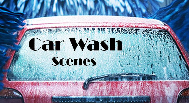 car wash, movies, films, clips, scenes, best, water,