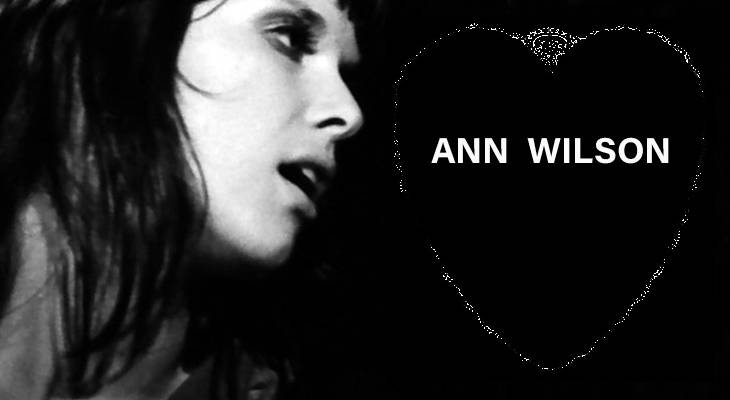 ann wilson, american singer, songwriter, 1977, 1970s, rock music, rock and roll, hall of fame, heart, rock bands, hit songs, singles, barracuda, magic man, alone, tender heart, crazy on you, sister nancy wilson