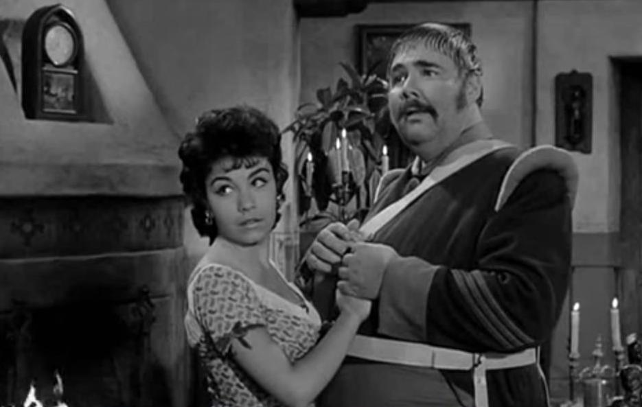 henry calvn 1961, annette funicello, american actors, singers, 1960s television series, zorro, sergeant demetrio lopez garcia