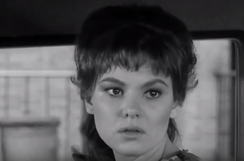 barbara harris 1962, american actress, 1960s television series, guest star, younger