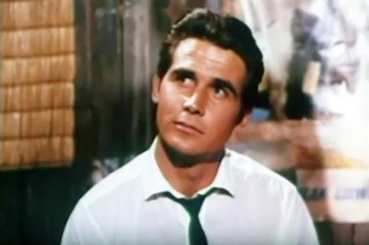 james brolin 1967, american actor, 1960s movies, the cape town affair