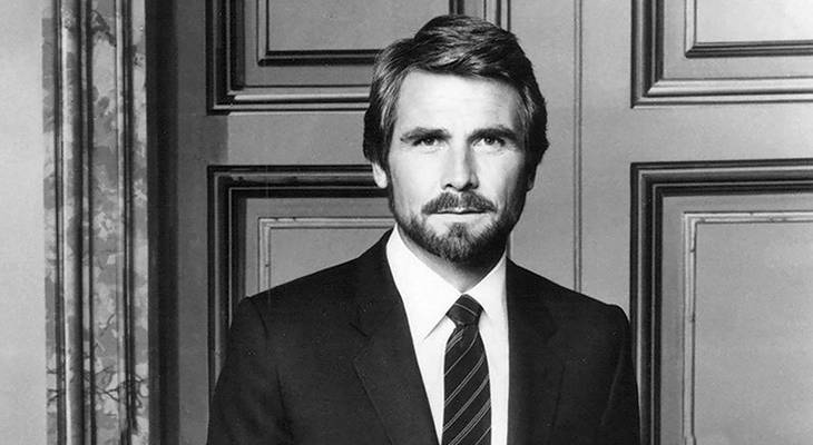 james brolin 1983, american actor, 1980s television series, hotel peter mcdermott