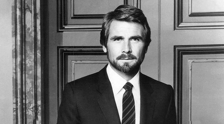 james brolin 1983, american actor, 1980s television series, hotel peter mcdermott