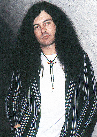 ian gillan 1983, british rock singer, english rock vocalist, lead singer deep purple, guest singer black sabbath, 1980s rock singer