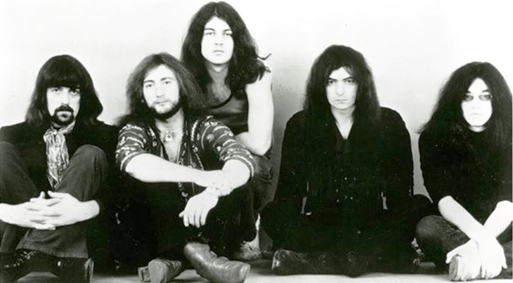 ian gillan 1971, english rock singer, british rock songwriter, 1970s rock bands, deep purple band members, john lord, roger glover, ritchie blackmore, ian paice