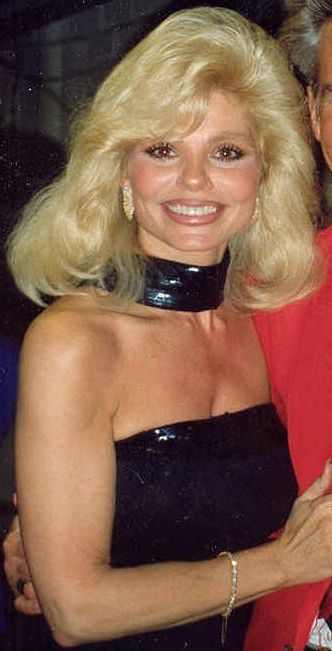 loni anderson 1992, american actress