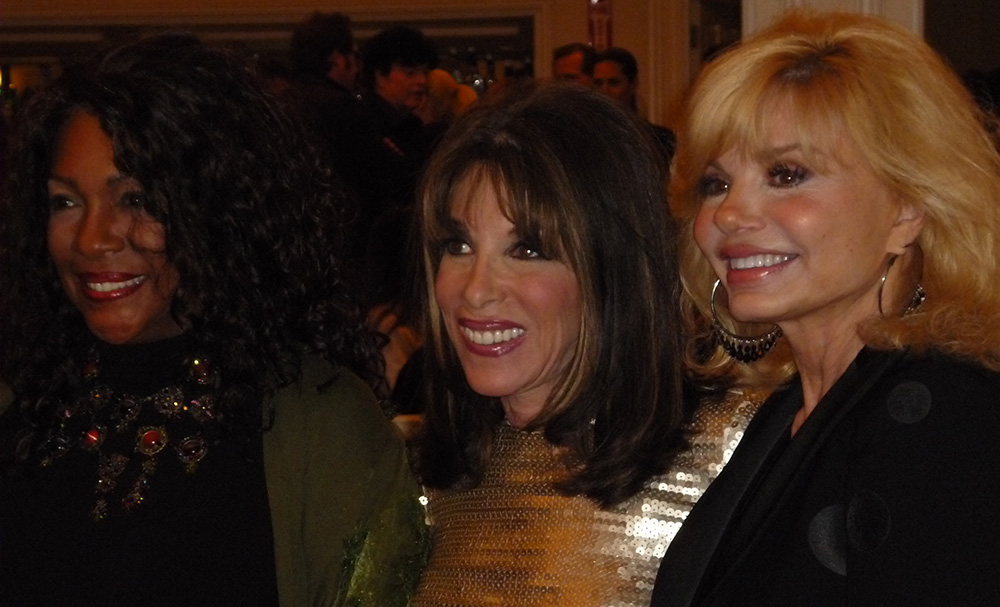 loni anderson 2010, mary wilson, kate linder, american actresses