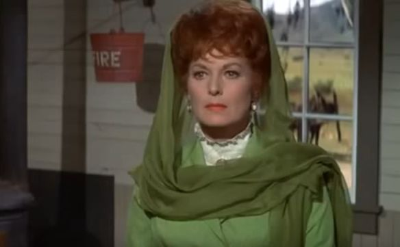 maureen ohara 1971, irish american actress, 1960s movies, 1960s westerns, john wayne movies, big jake, john wayne costar