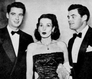 maureen ohara 1954, irish american actress, brother james ohara, brother charles fitzsimons