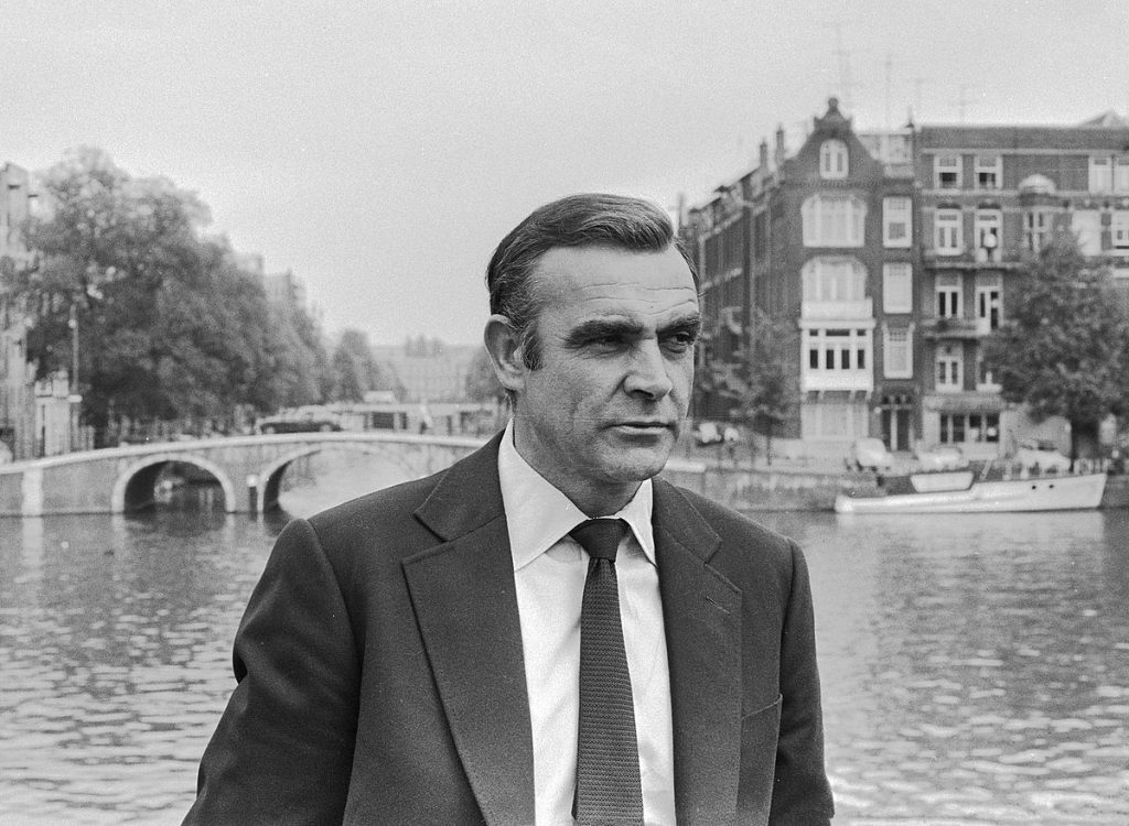 sean connery 1971, scottish actor, 1970s movies, james bond films, diamonds are forever