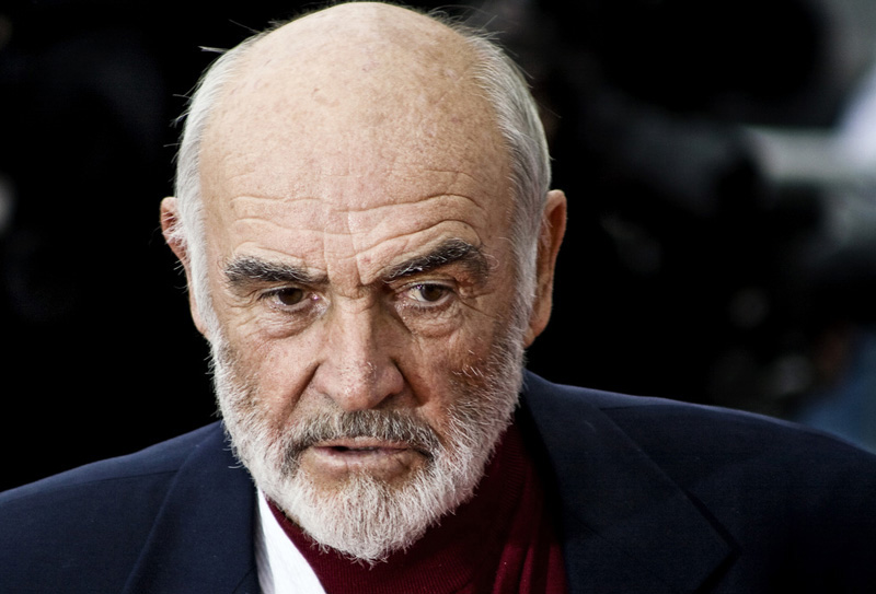 sean connery 2008, senior citizen, worlds sexiest senior, octogenarian