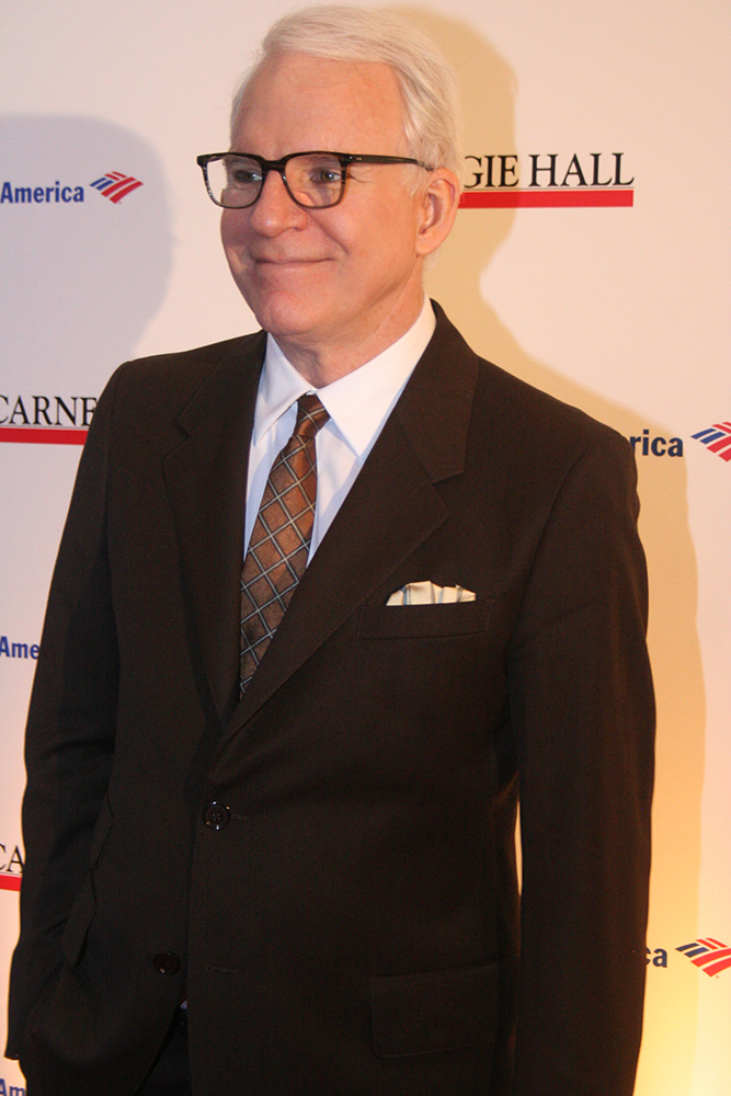 steve martin 2011, american actor, comedy writer, comedian, musician, banjo player, older, senior citizen