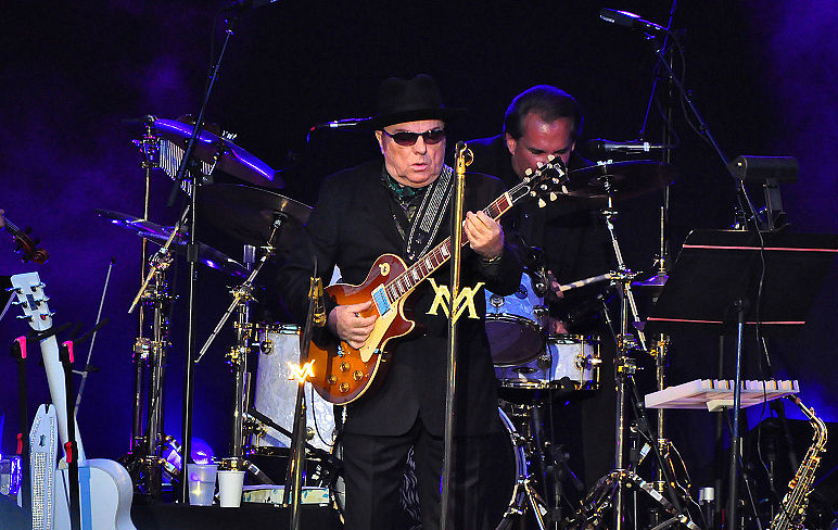 van morrison 2010, irish musician, singer, songwriter, 1960s hit songs, 1970s hit singles, 1980s rock songs, gloria, brown eyed girl, moondance, into the mystic, domino, bright side of the road, someone like you, keep it simple, older, senior citizen