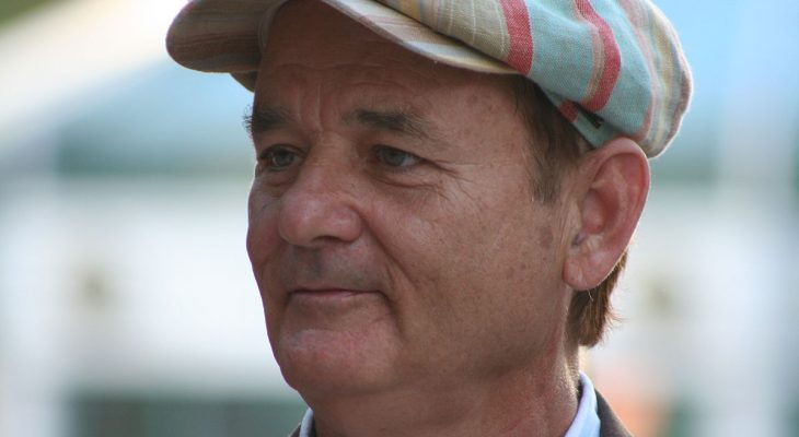 bill murray 2009, american actor, comedian, tiff festival 2009